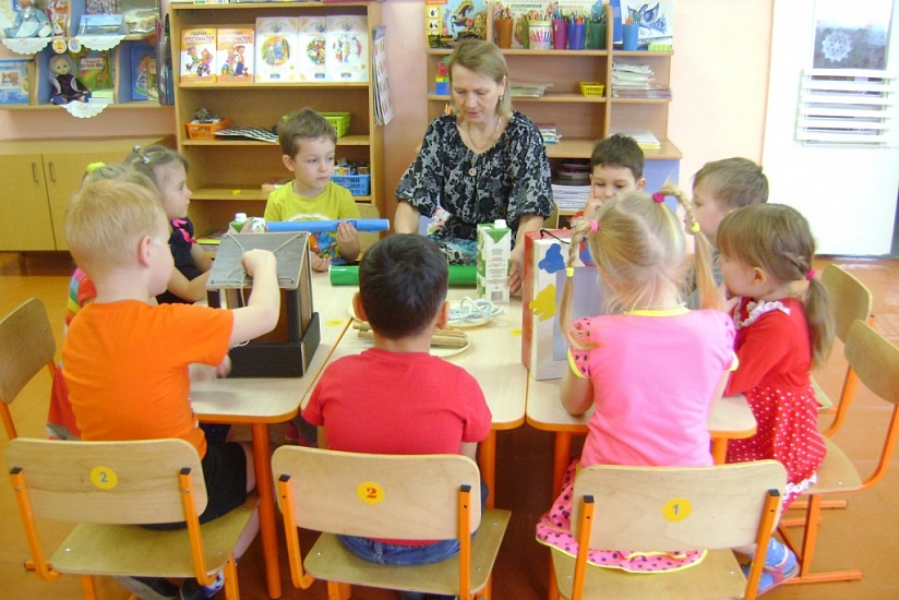 Детский сад №125 фото 1