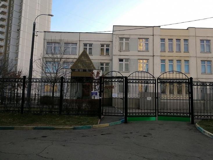 Дошкольное отделение №1 школы №1368 фото