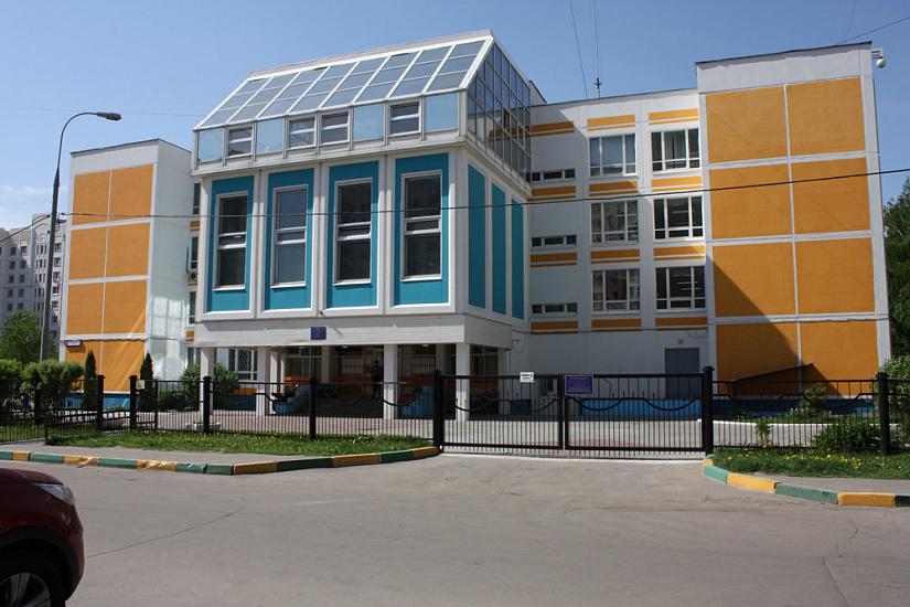 Дошкольный корпус №6 школы №1492 фото