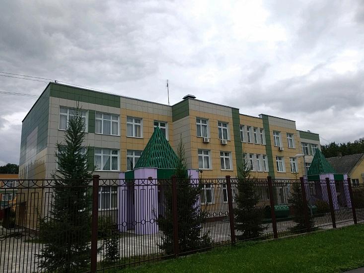 Дошкольный корпус №9 Московского образовательного комплекса  им. Виктора Талалихина фото