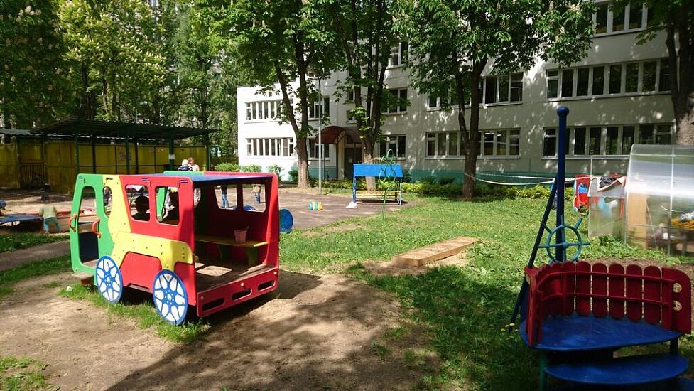 Дошкольное отделение №3 школы №1573 фото 1