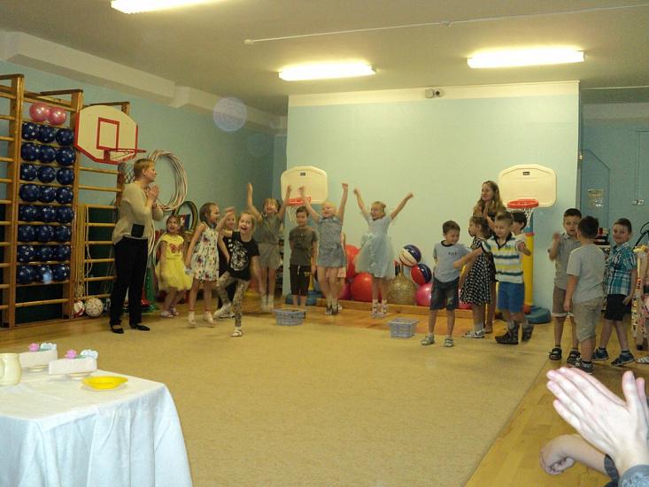 Дошкольное отделение №1 школы №1573 фото 1