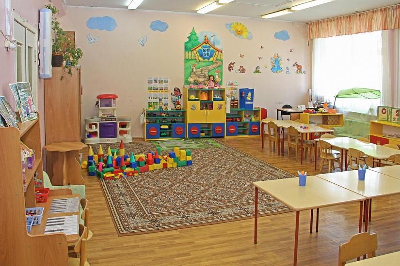 """Дошкольное отделение """"Солнышко"""" школы №2114 фото"""