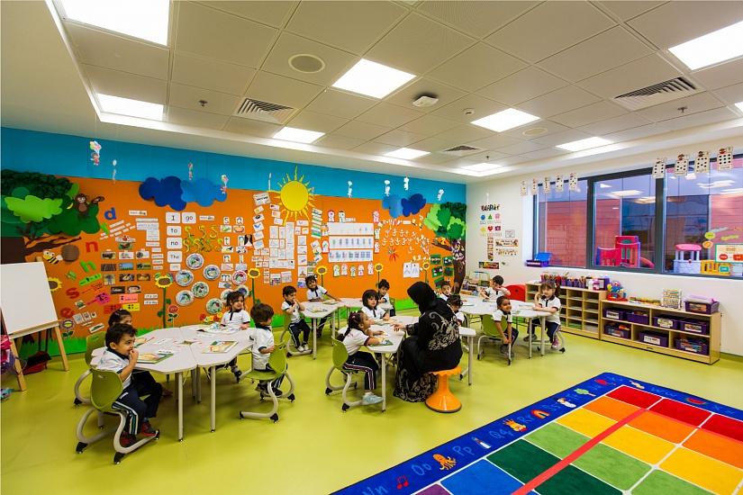Детский сад Кембриджской Международной Школы фото