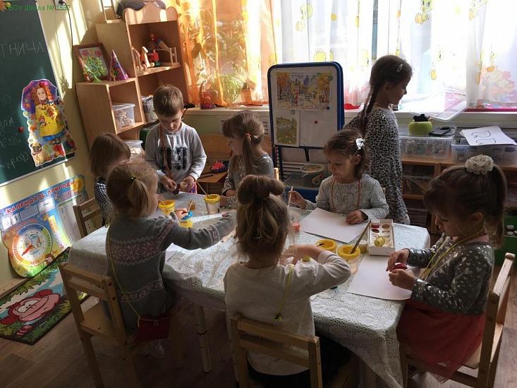 Дошкольное отделение 05/3 школы №1532 фото