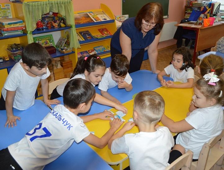 Дошкольное отделение №14 школы №1980 фото