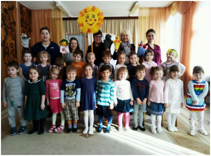 Дошкольное отделение школы №1164 фото 1