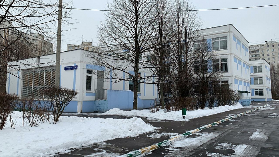 Дошкольное отделение №3 школы №771 фото
