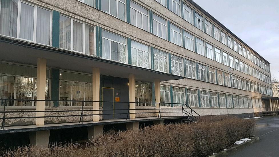 Гимназия № 248 Кировского района фото