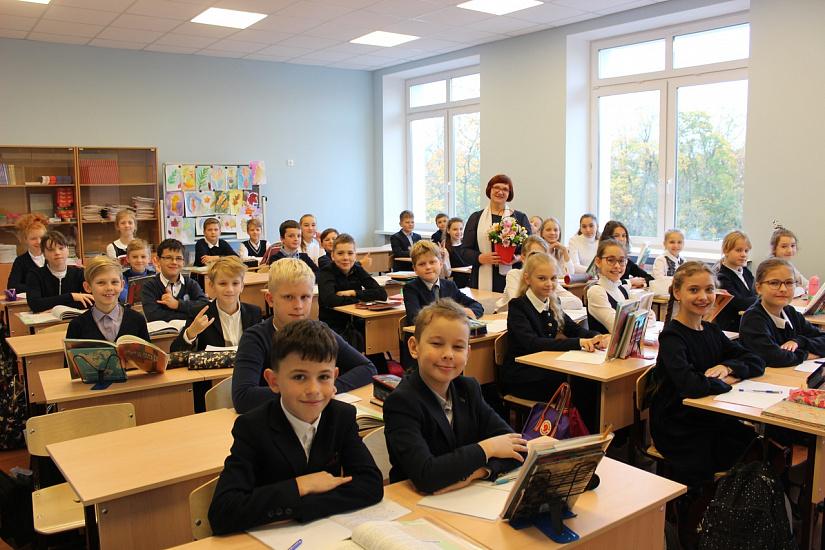 Гимназия № 406 Пушкинского района Санкт-Петербурга фото 1