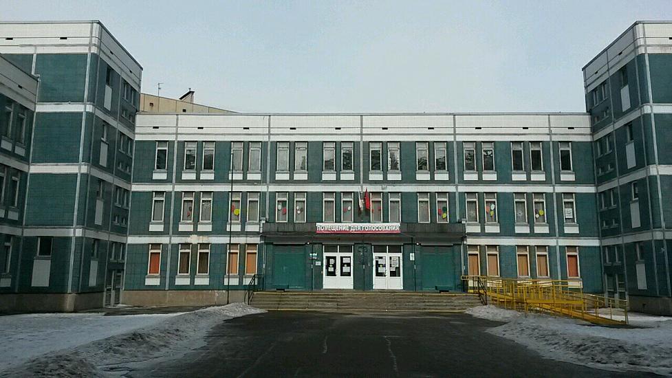 Гимназия № 41 им. Эриха Кестнера Приморского района фото