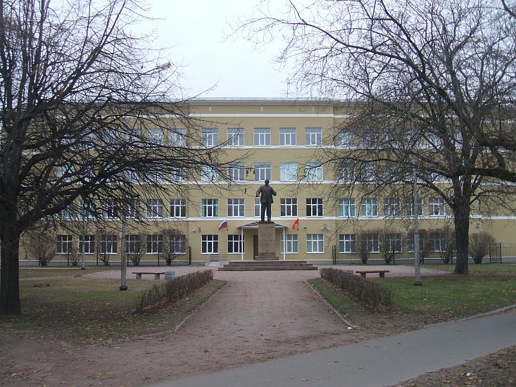 Гимназия № 433 Курортного района фото
