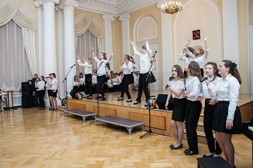 Вторая Санкт-Петербургская Гимназия фото 4