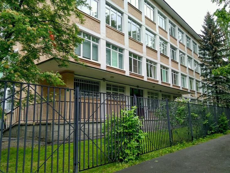 Гимназия № 105 Выборгского района фото