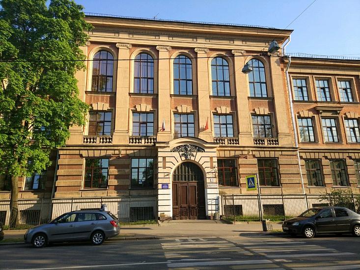 Гимназия № 107 Выборгского района фото