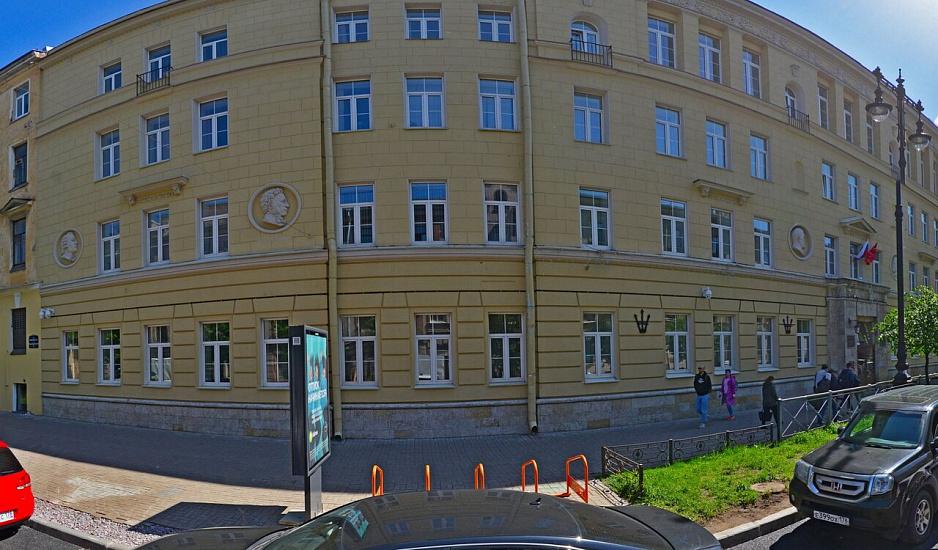 Гимназия № 171 Центрального района фото