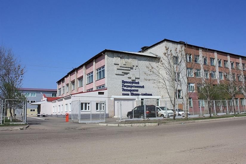 Приамурский государственный университет имени Шолом-Алейхема фото 1