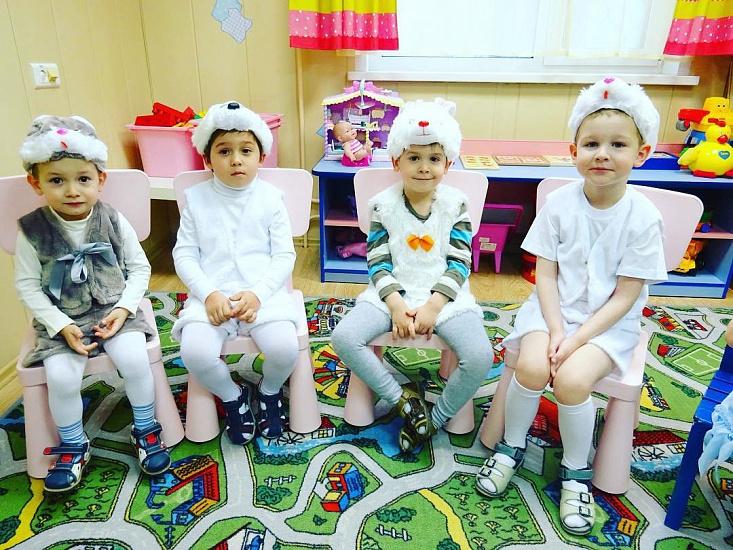 Детский сад Горница-Узорница ул. Братеевская фото 1