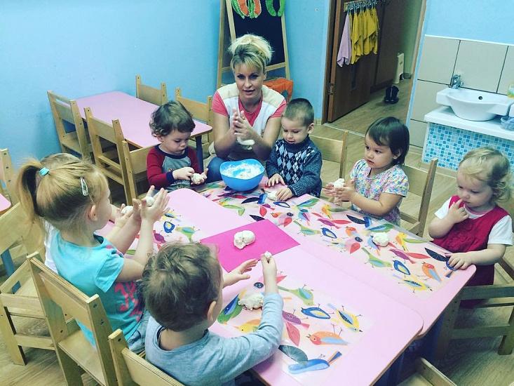 Детский сад Горница-Узорница ул. Братеевская фото 2