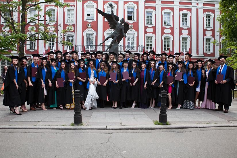 Санкт-Петербургский государственный университет фото