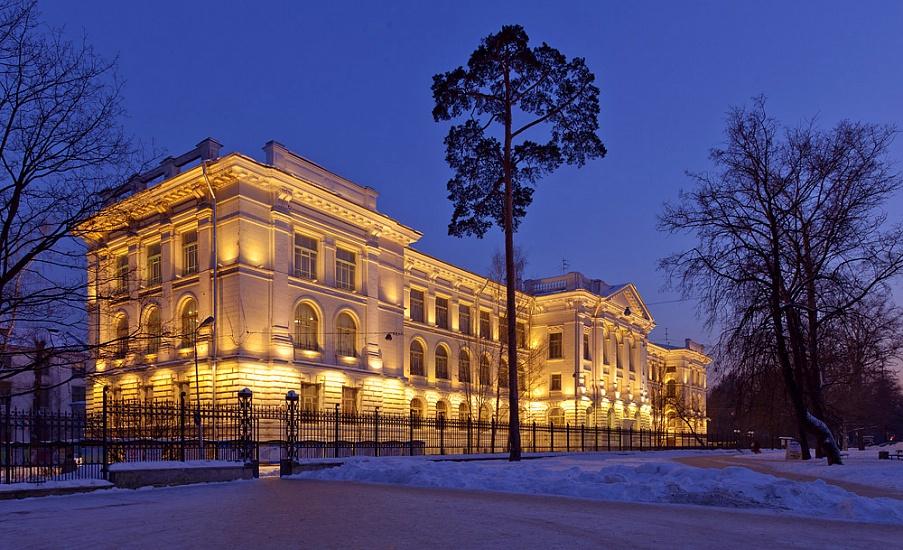 Санкт-Петербургский политехнический университет Петра Великого фото 6
