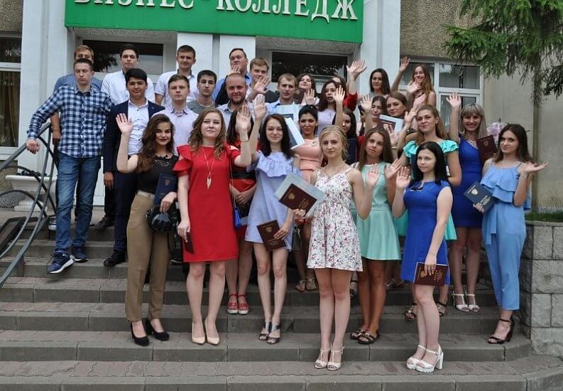 Тамбовский бизнес-колледж фото 3