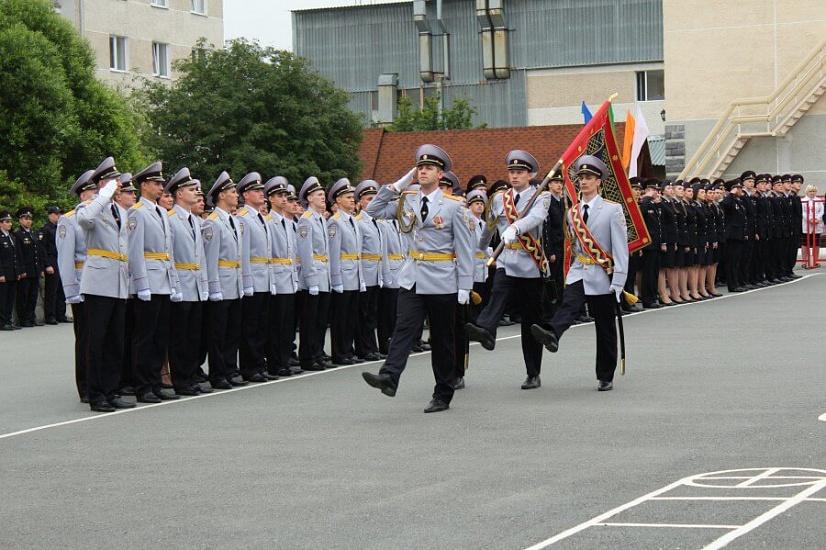 Уральский юридический институт Министерства внутренних дел Российской Федерации фото 4
