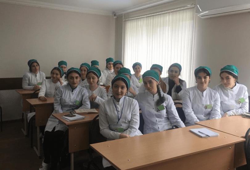Северо-Осетинский медицинский колледж фото 1