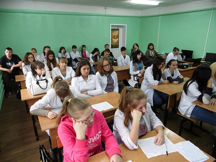 Лукояновский филиал Арзамасского медицинского колледжа фото 3