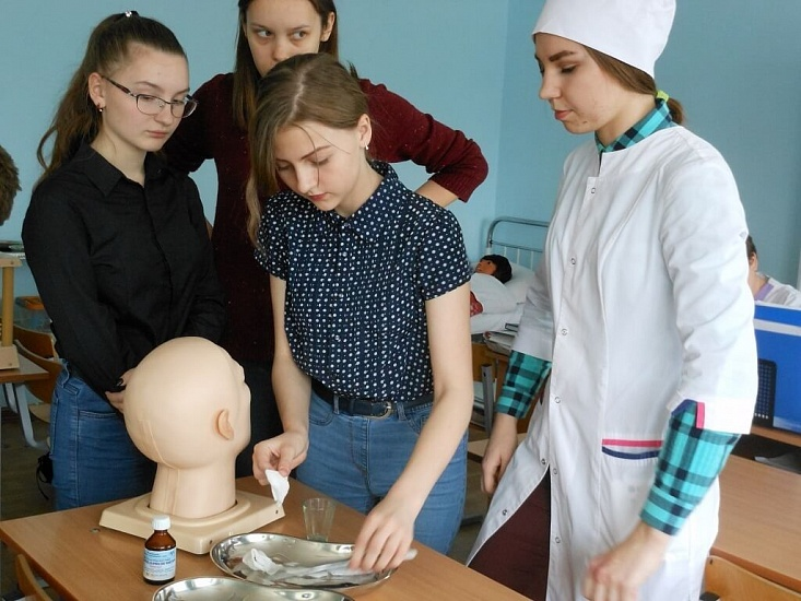 Ленинск-Кузнецкий филиал Кемеровского областного медицинского колледжа фото 4