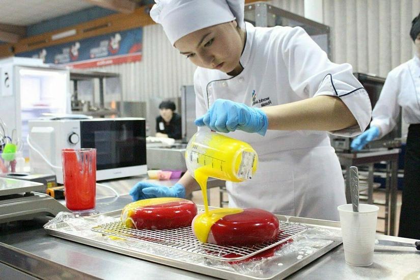 Челябинский государственный колледж индустрии питания и торговли фото 5