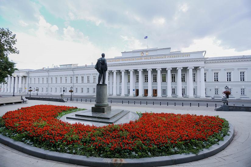 Казанский (Приволжский) федеральный университет фото