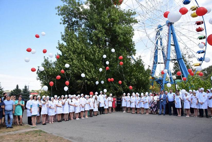 Выселковский филиал Кропоткинского медицинского колледжа фото 1