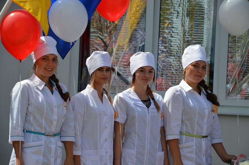 Выселковский филиал Кропоткинского медицинского колледжа фото 3