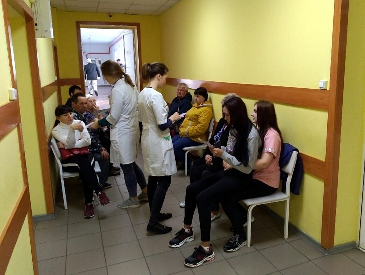 Юргамышский филиал Курганского базового медицинского колледжа фото 4