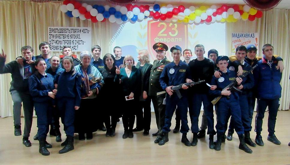 Профессиональное училище №5 г. Владикавказ фото 1