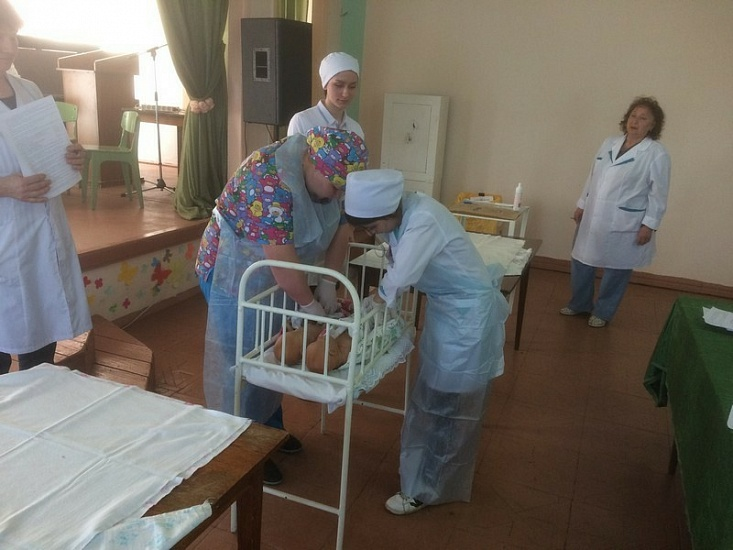 Льговский филиал Курского базового медицинского колледжа фото 3