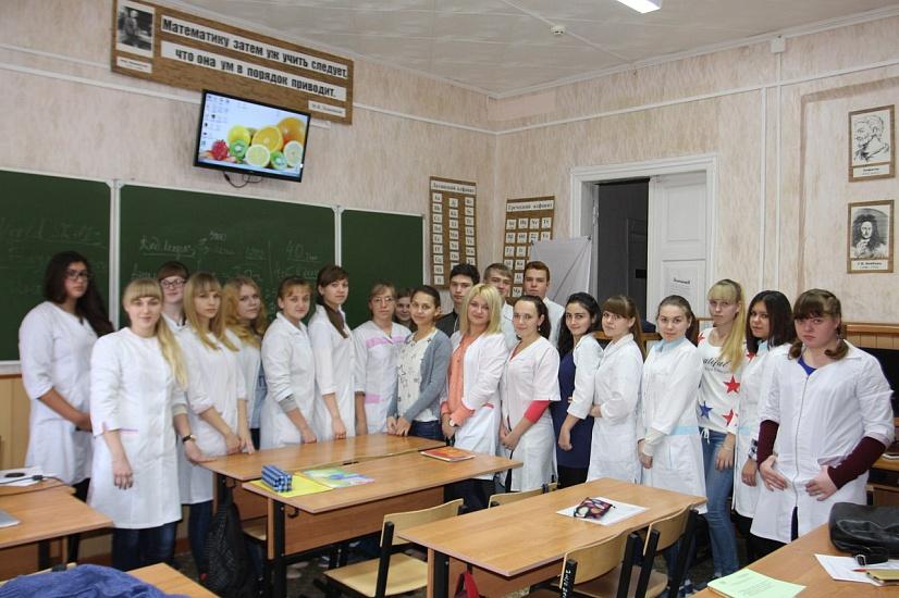 Щигровский филиал Курского базового медицинского колледжа фото 4