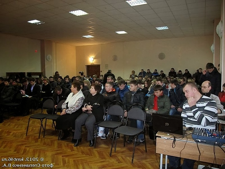 Льговский филиал Курского монтажного техникума фото 3