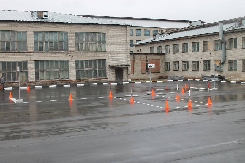 Новосибирский центр профессионального обучения в сфере транспорта фото