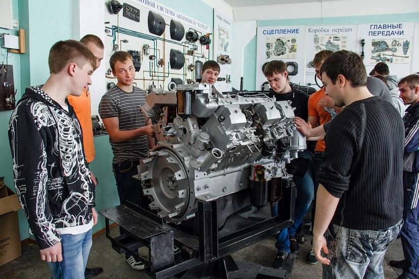Новосибирский центр профессионального обучения в сфере транспорта фото 1