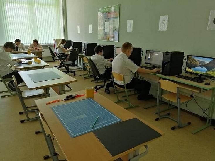 Технологический колледж полиграфии и дизайна фото 1