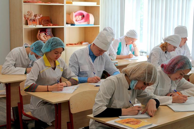 Филиал Тихвинского медицинского колледжа в г. Волхове фото 1