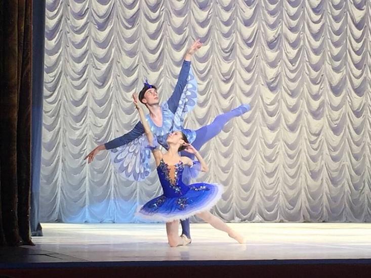 Красногорское хореографическое училище филиал Московского губернского колледжа искусств фото 2