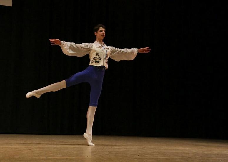 Красногорское хореографическое училище филиал Московского губернского колледжа искусств фото 3