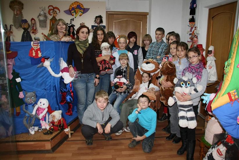 Сергиево-Посадский институт игрушки филиал  Высшей школы народных искусств (академии) фото 2
