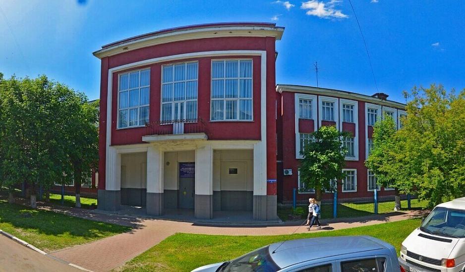 Московский областной медицинский колледж № 3 фото