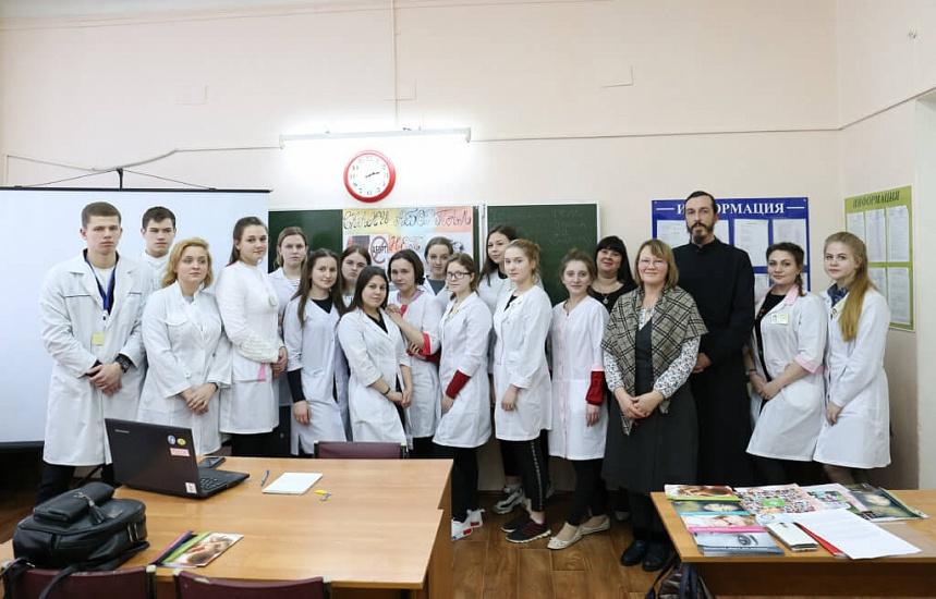 Московский областной медицинский колледж № 3 фото 2