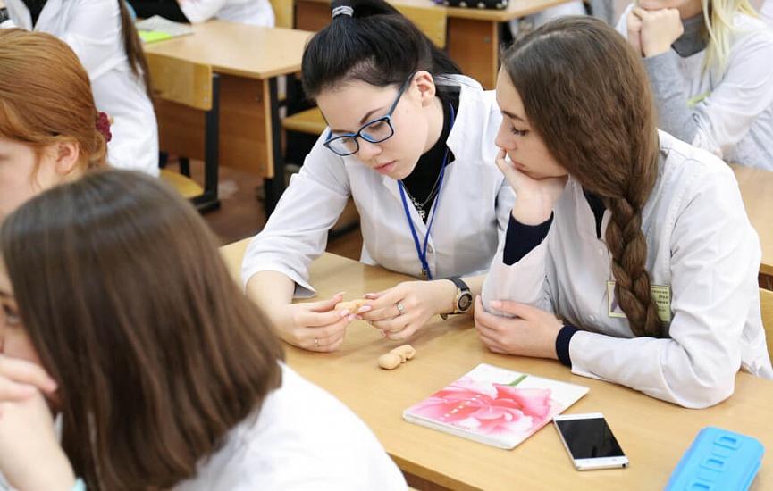 Московский областной медицинский колледж № 3 фото 3