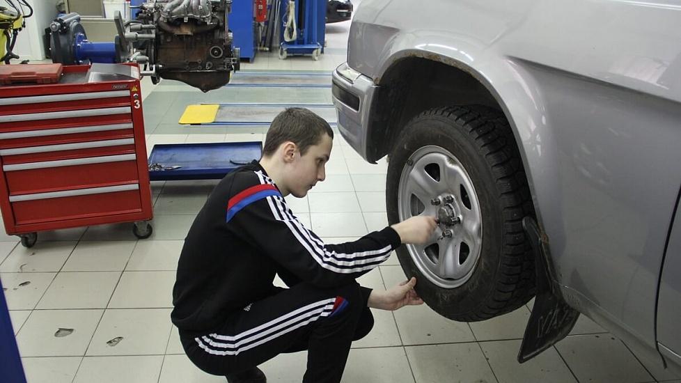 Тюменский колледж транспортных технологий и сервиса фото 1